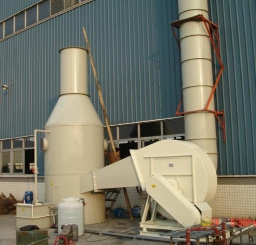 电子元件厂贝博|唯一授权净化塔