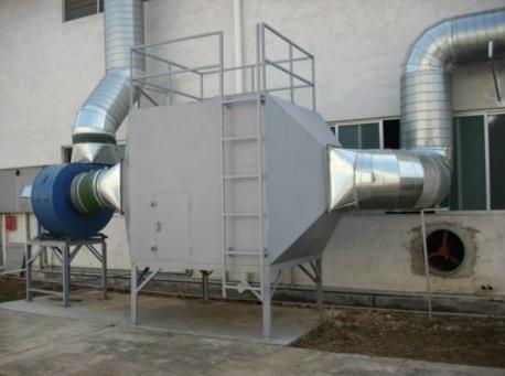 涂料厂有机溶剂回收设备