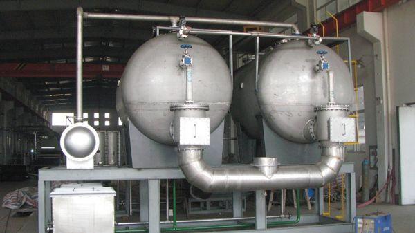 设计应用于溶剂回收关于可...