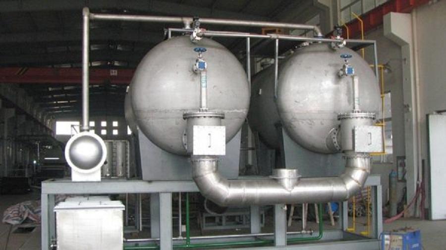 有机溶剂回收液体吸法