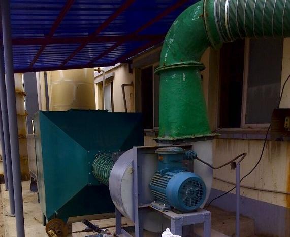 畜牧业工厂臭味除臭设备