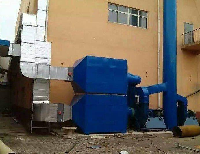 黑龙江制药发酵除臭设备方案工程